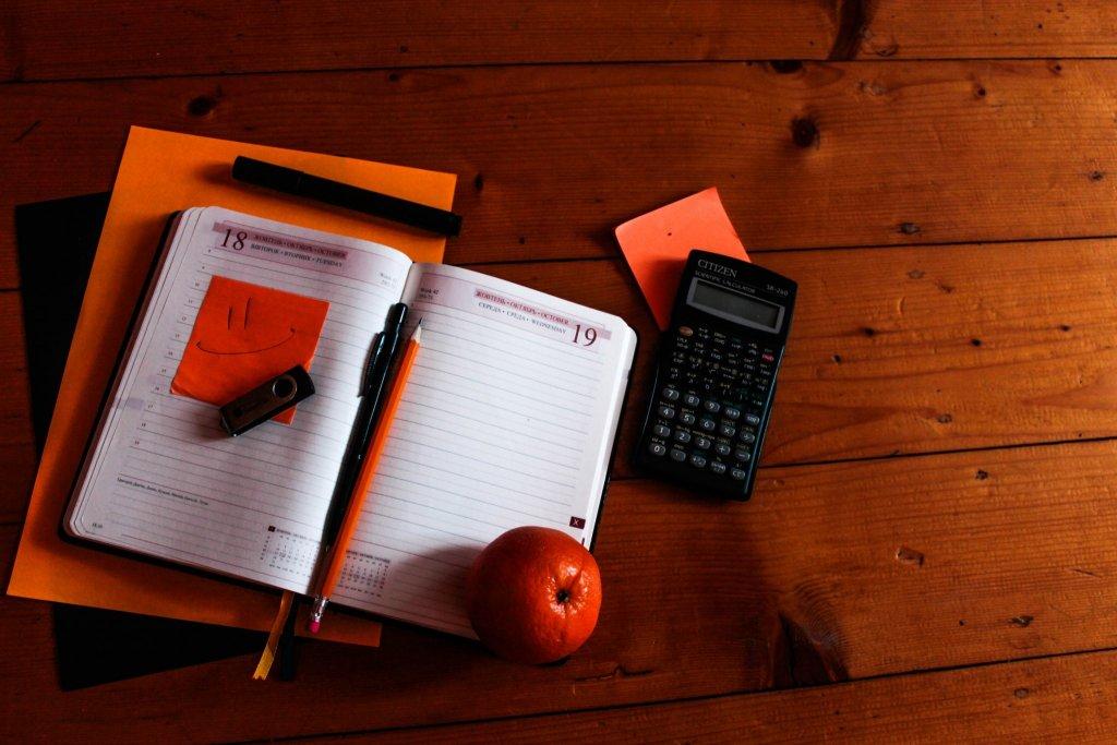 Calculadora e agenda